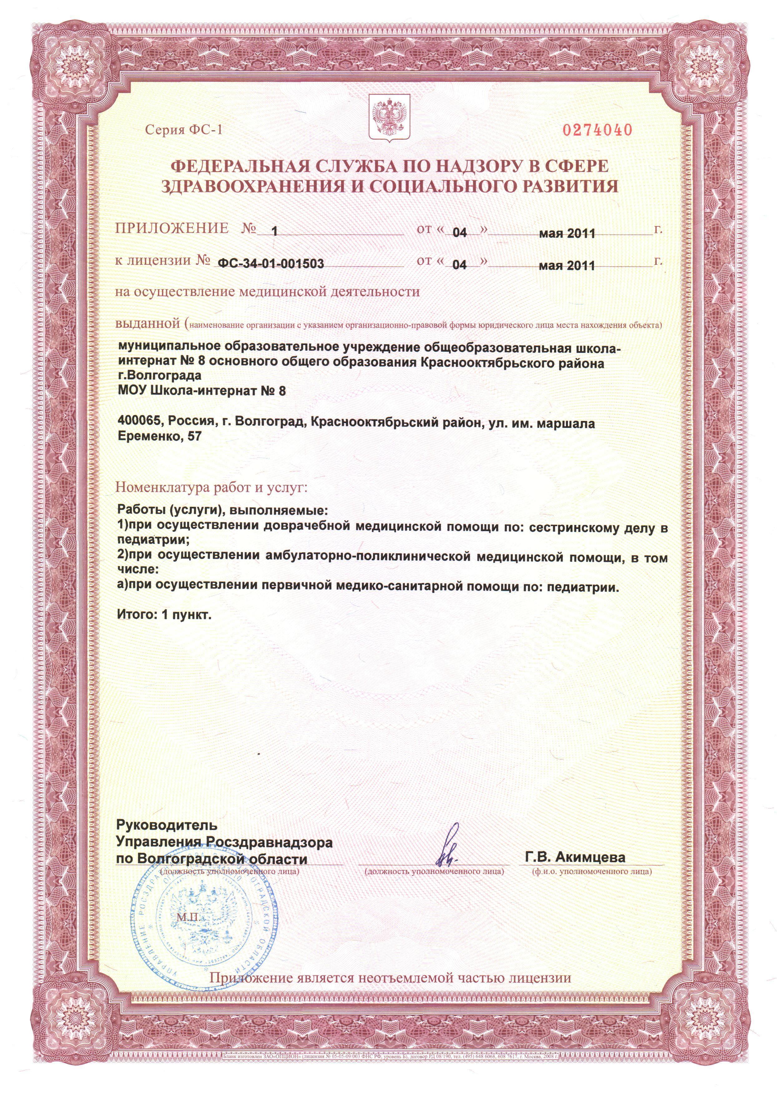 прекращение лицензии на медицинскую деятельность